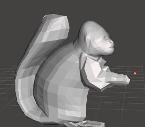gorilla-squirrel