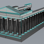 Parthenon Reconstruction 1