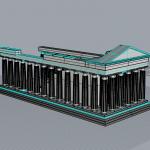 Parthenon Reconstruction 2