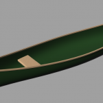 Lofted Canoe 1