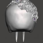 Skull form pic 2