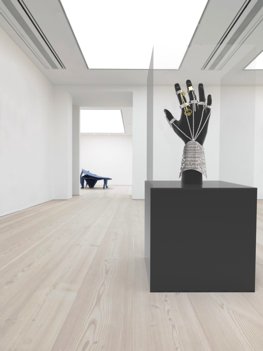 New Just 1 Hand 1